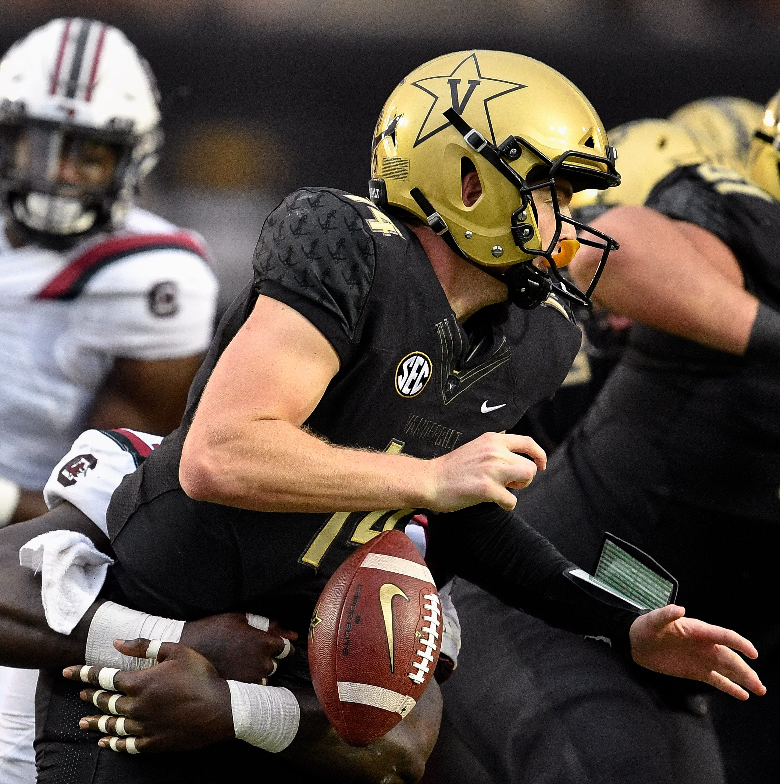 Vanderbilt shows — again — that it isn't ready for prime time