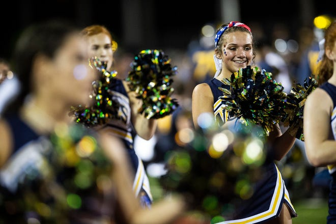 Naples High School remained No. 1 in the PrepZone Power Poll this week.