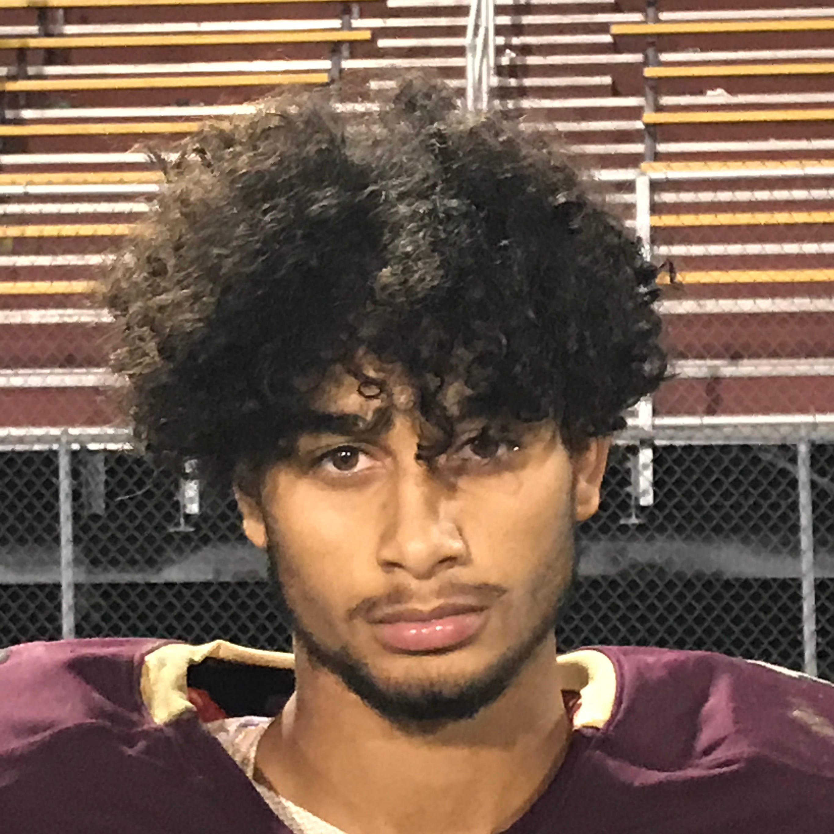 Zion Sharp scored two touchdowns Friday in Licking Heights' 28-21 victory against Newark Catholic.
