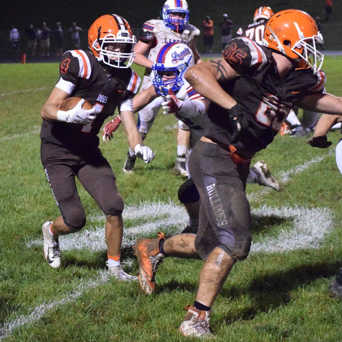 Big plays power Heath in shutout of Lakewood