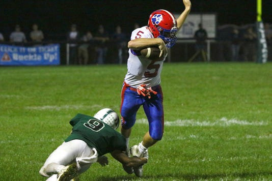 Licking Valley 56 Northridge 8