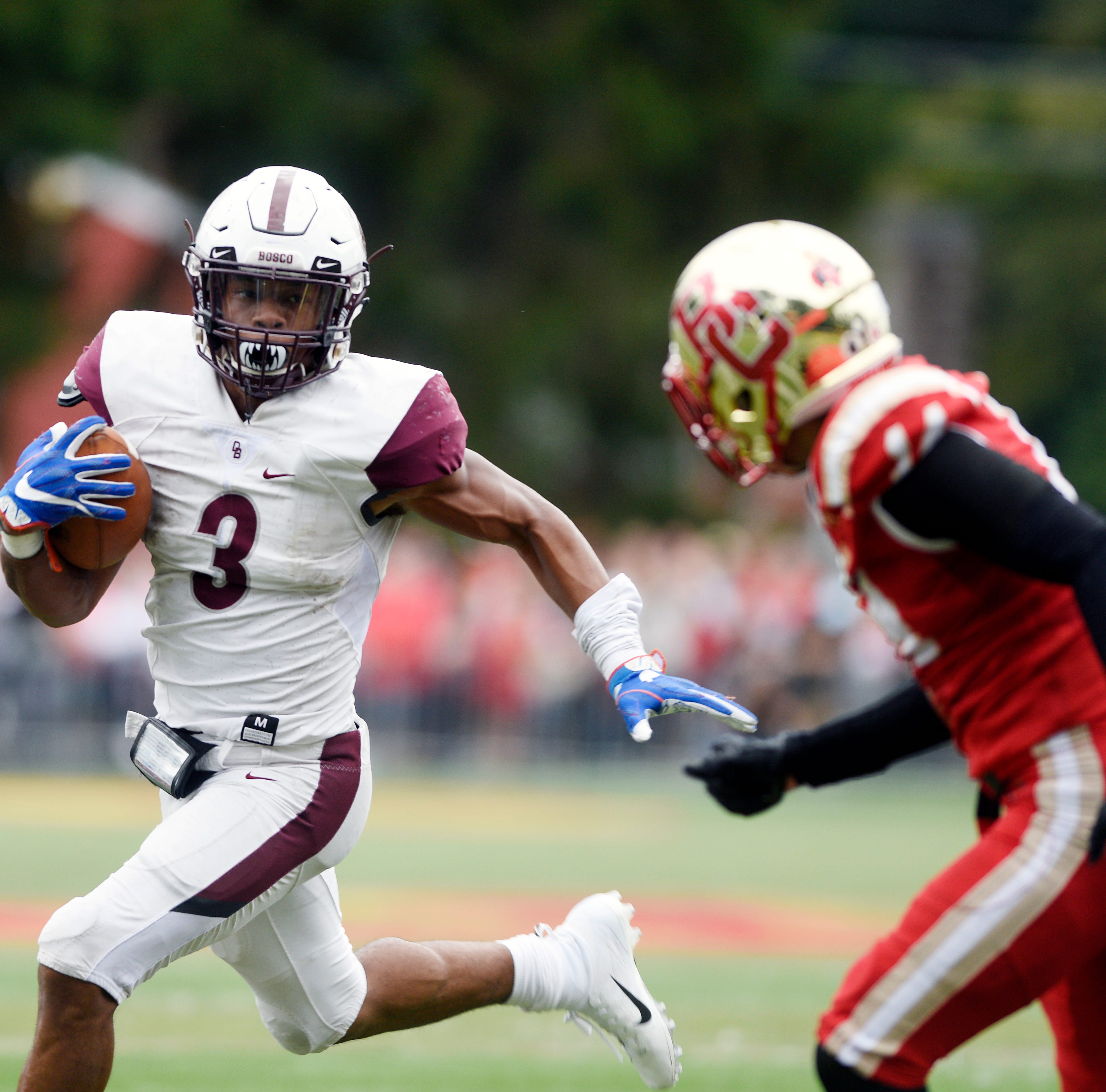 NJ football recruiting tracker: How the top recruits fared in Week 3