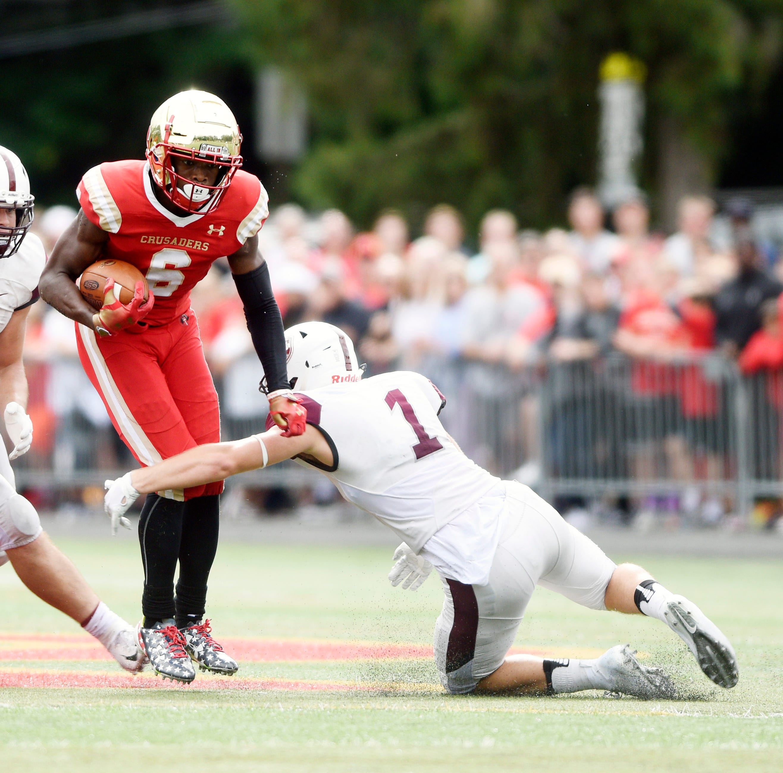 Bergen Catholic 35, Don Bosco 17: The big plays from the Crusaders' playoff win