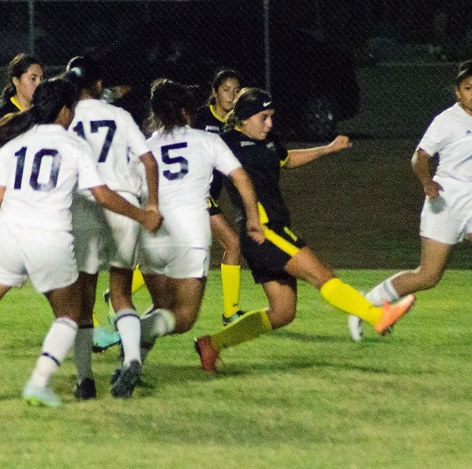 Alamogordo Lady Tiger capture 8-0 win