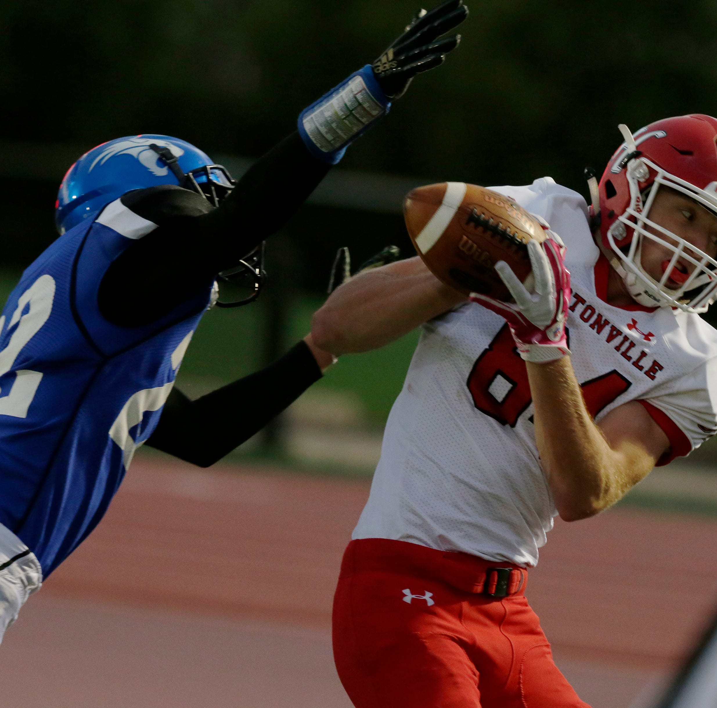 High school: Friday's football results