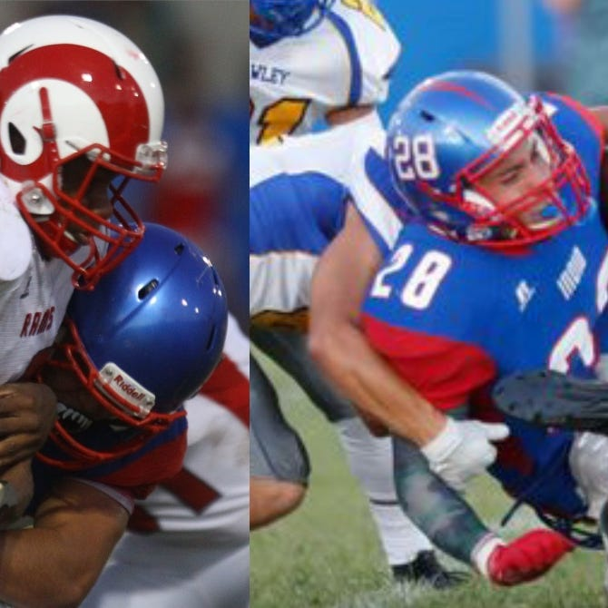 Friday's high school football scores: Indio edges Desert Mirage to go to 2-0 in DVL