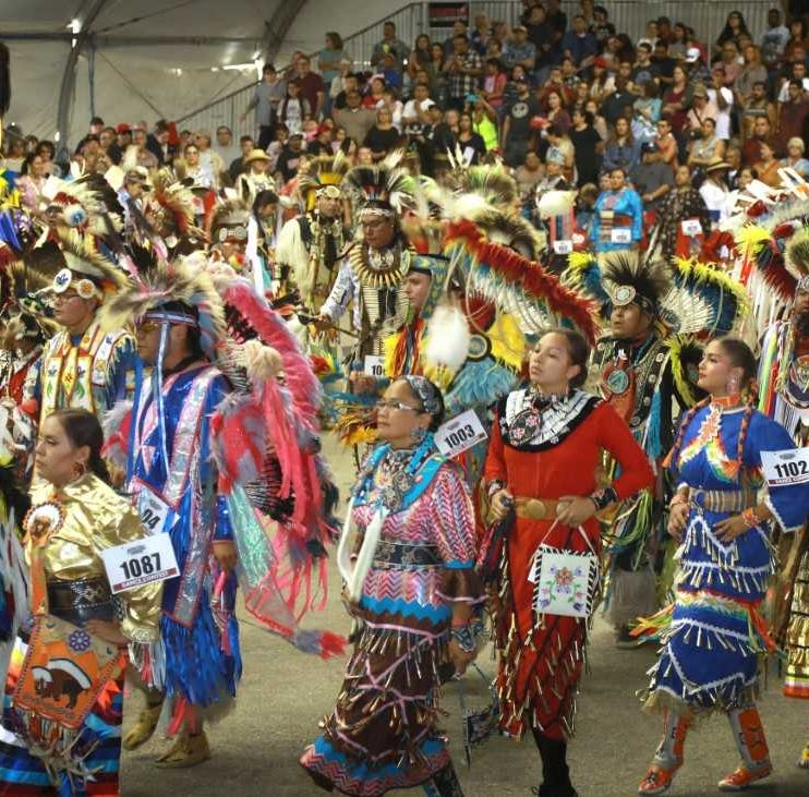 Morongo Thunder & Lightning Powwow, a free, three-day celebration of Native American culture, kicks off