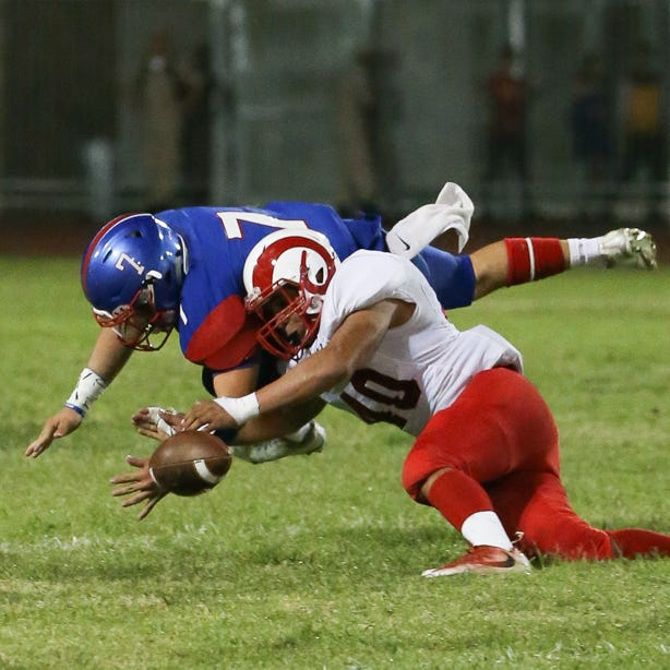 Indio rallies after Desert Mirage star back Manny Ridge exits with injury