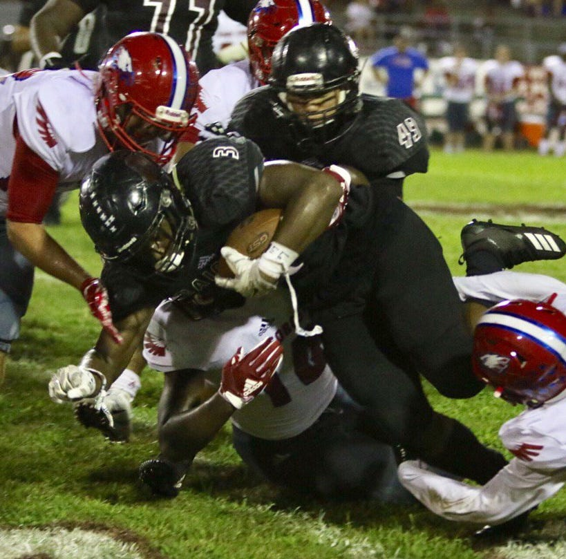 PNJ High School Football Scoreboard Live: Week 5 (FINAL)