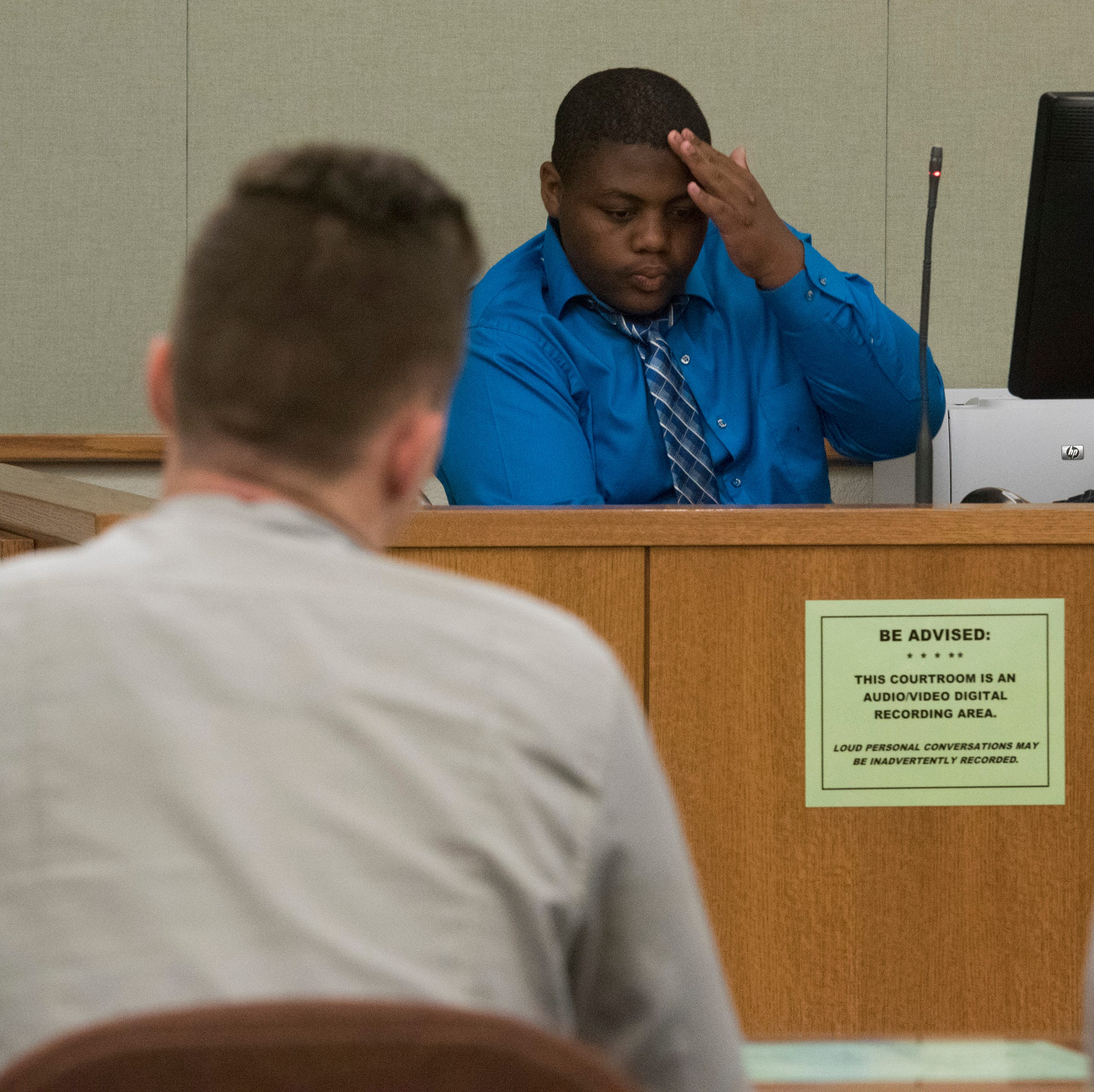 Diversionary Teen Court program puts first-time offenders in front of a jury of their peers