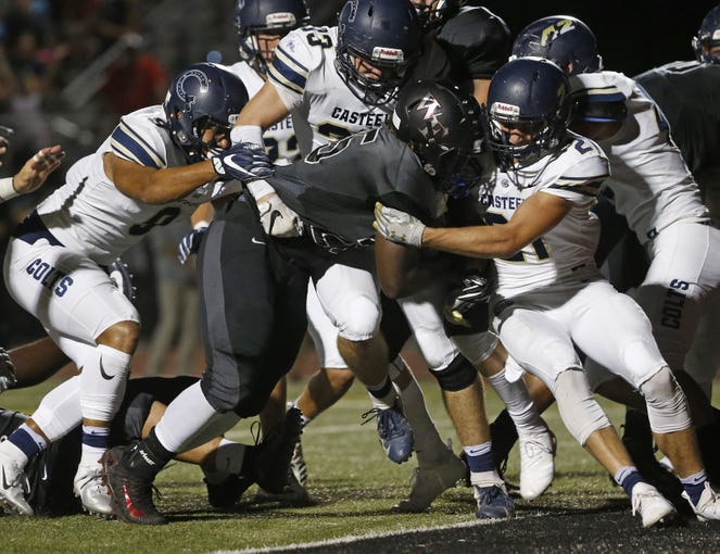 Behind stifling defense, Williams Field holds on to beat ...