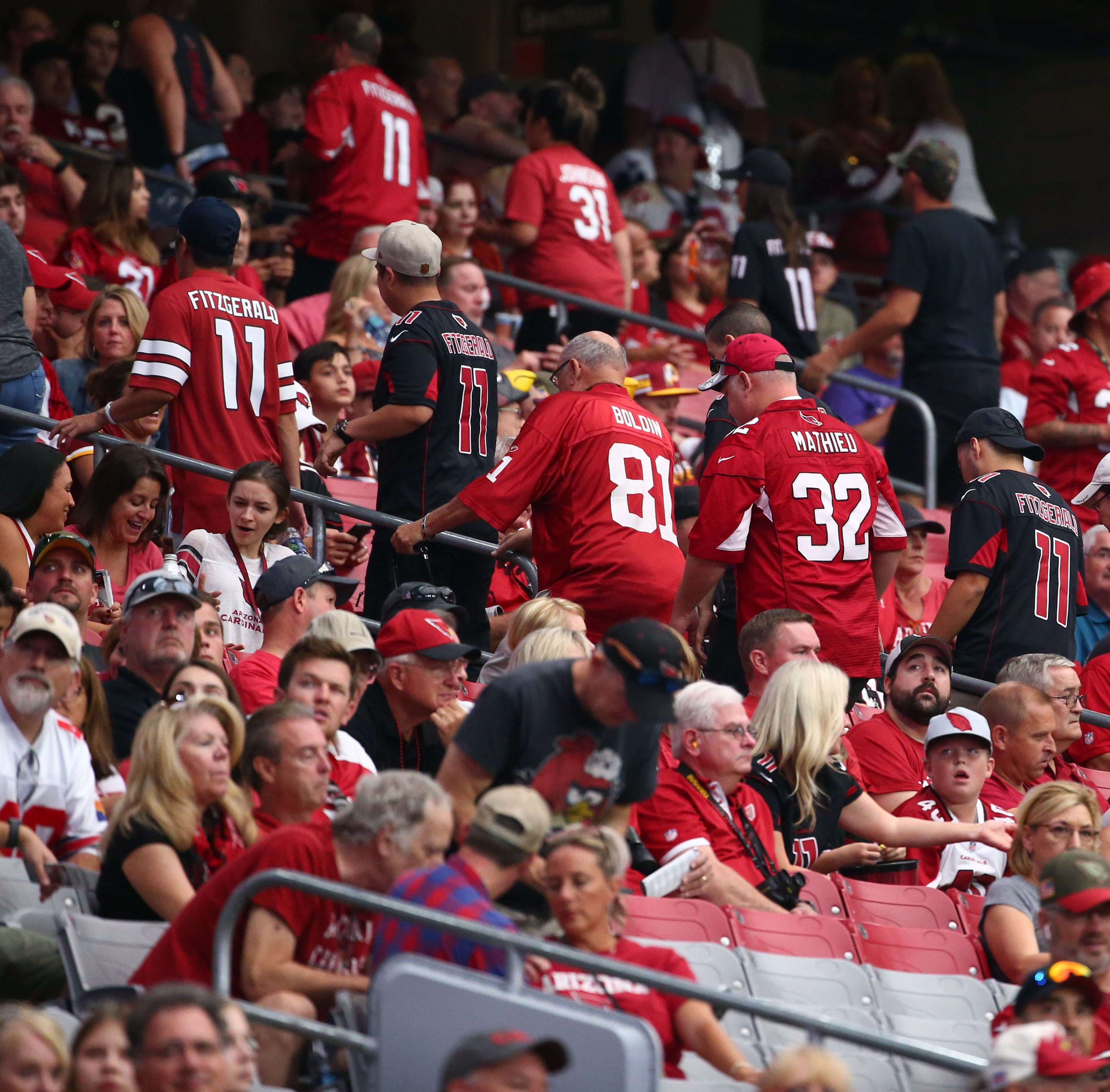 Artificial or real, Cardinals will hear boos again if they don't play better against Bears