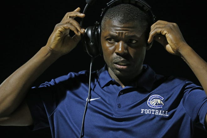 Casteel removed the interim tag Thursday officially making Bobby Newcombe its head coach.