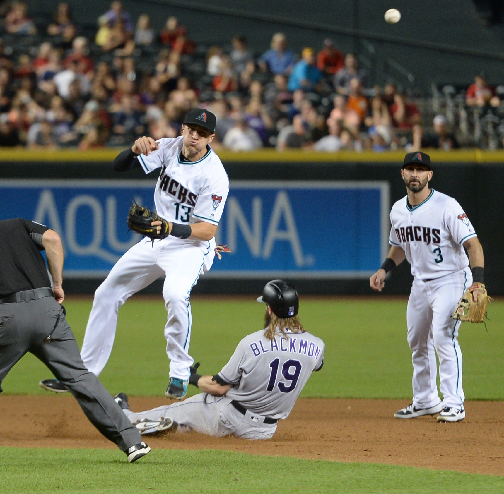 Diamondbacks lose again, Brad Ziegler fumes over Rockies' 'illegal slide'