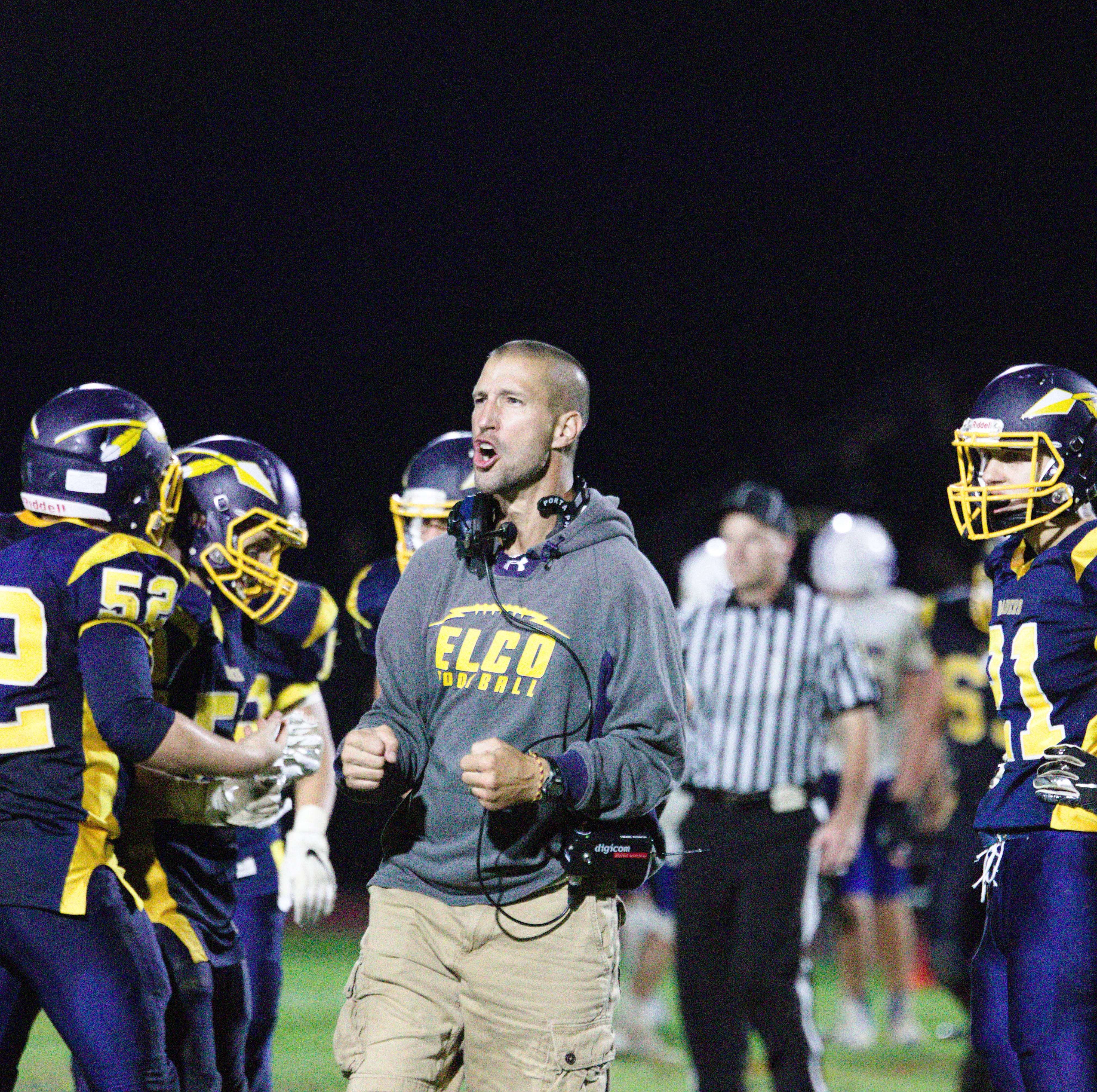 Late TD pass lifts Elco over Northern Lebanon