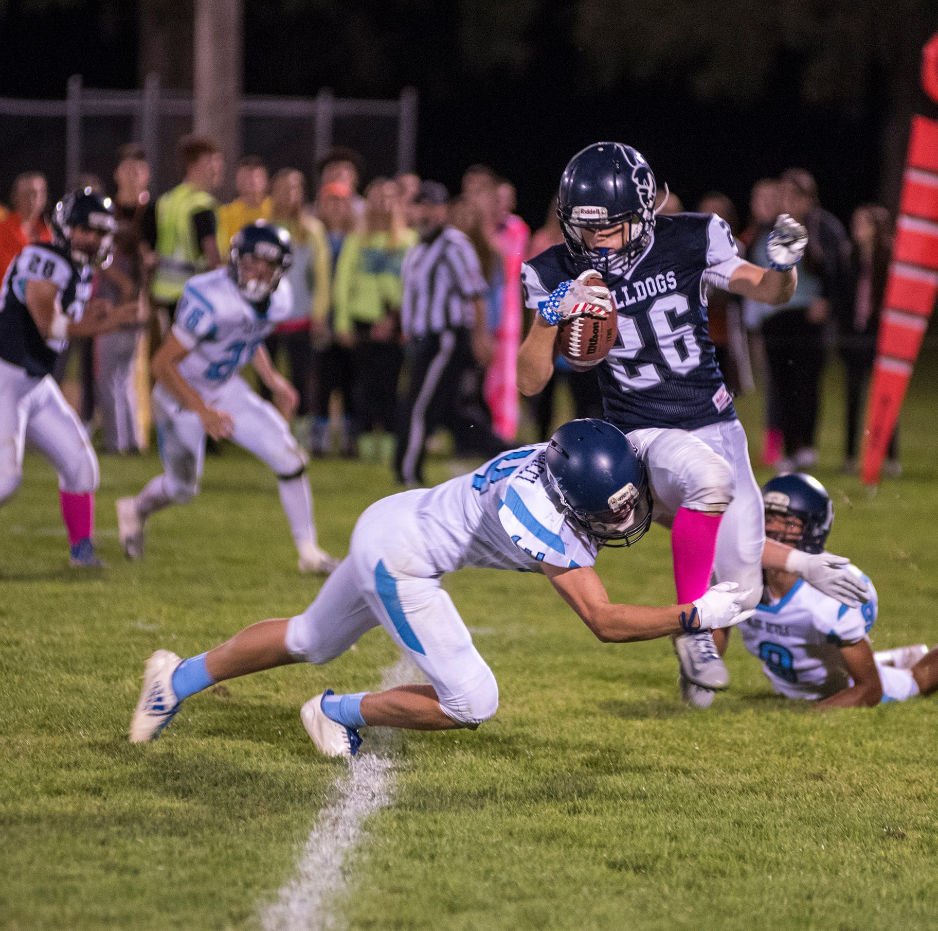 Football Poll: Port Huron Northern remains on top; Richmond surging