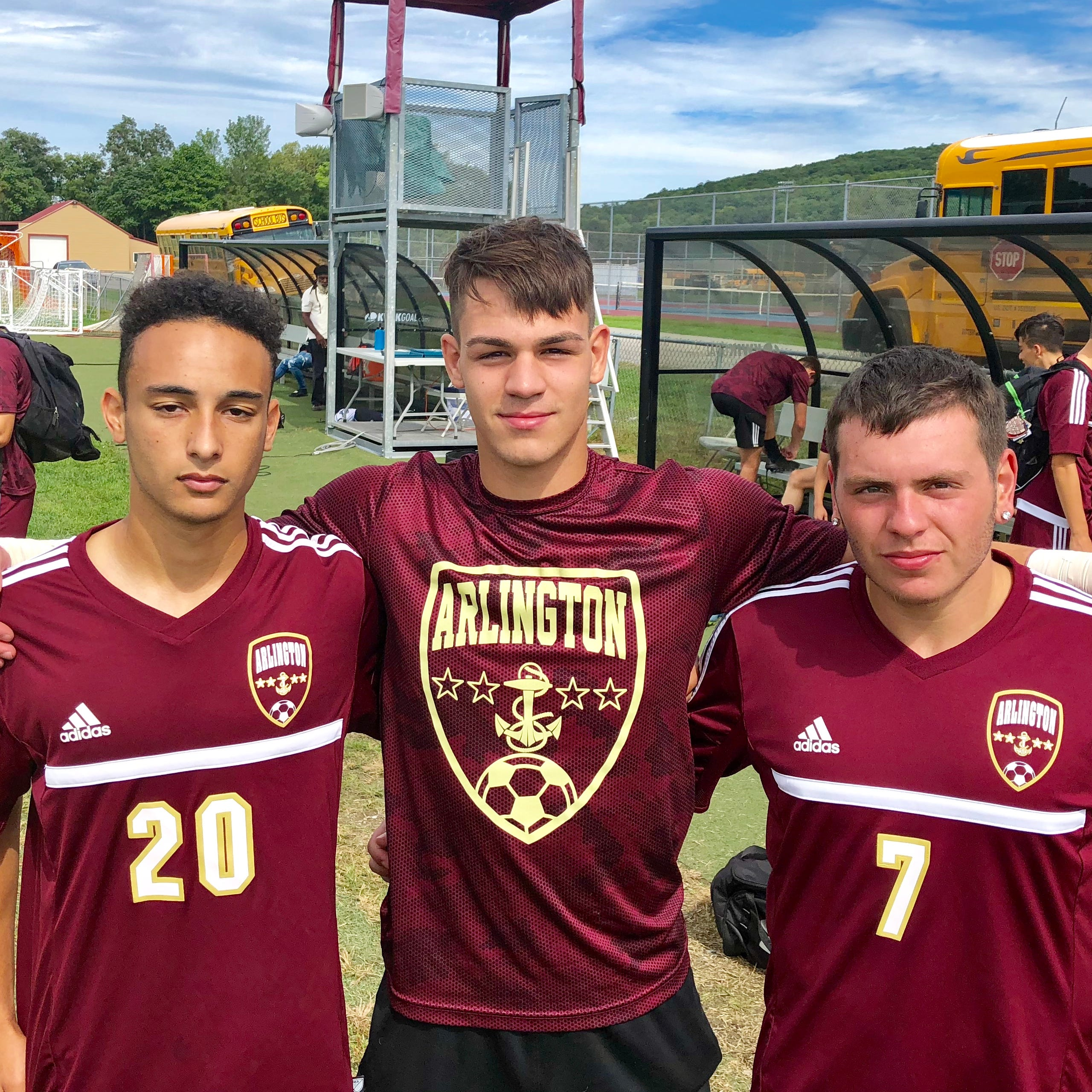 Boys soccer: Colantuono, defense power Arlington as Admirals top rival Ketcham