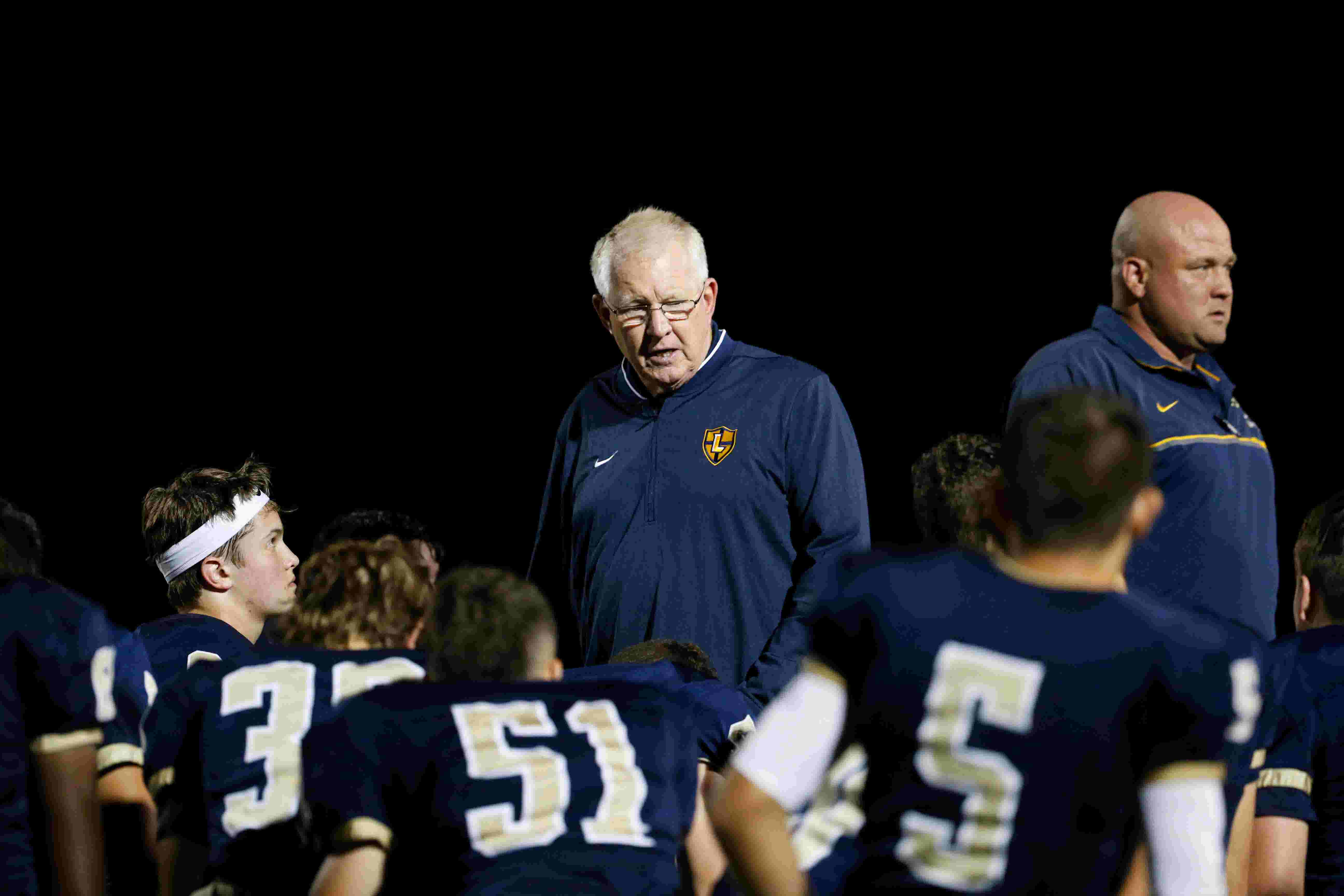 Lourdes Football Discusses Its Success And Similarities To 2015