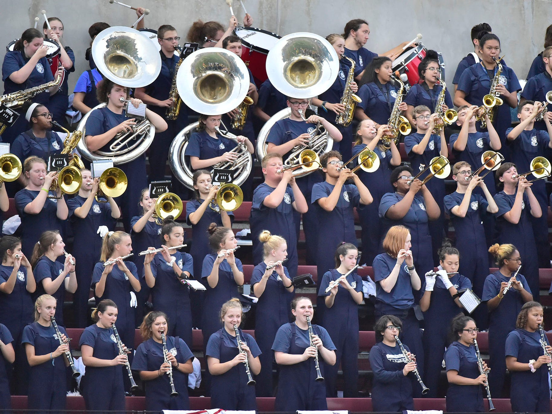 Chambersburg, 4-0 suffered their first loss of the season against undefeated State College in PIAA road game on Friday, Sept. 21, 2018.