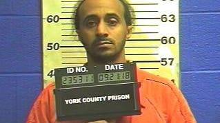 U.S. Marshals Service arrest man in York County wanted on charge of attempted murder