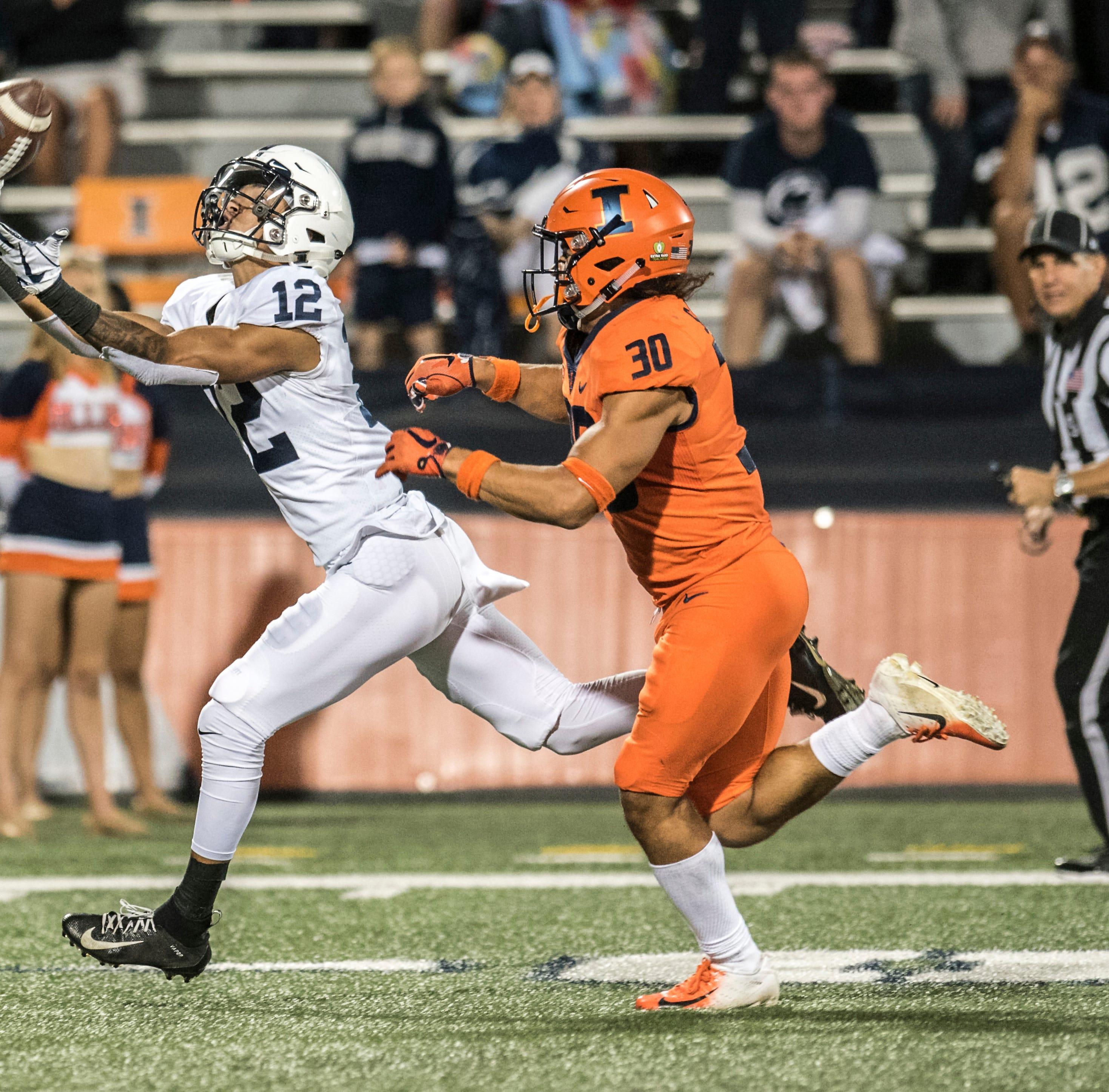 Penn State Spotlight: Growing role for two-sport Mac Hippenhammer?