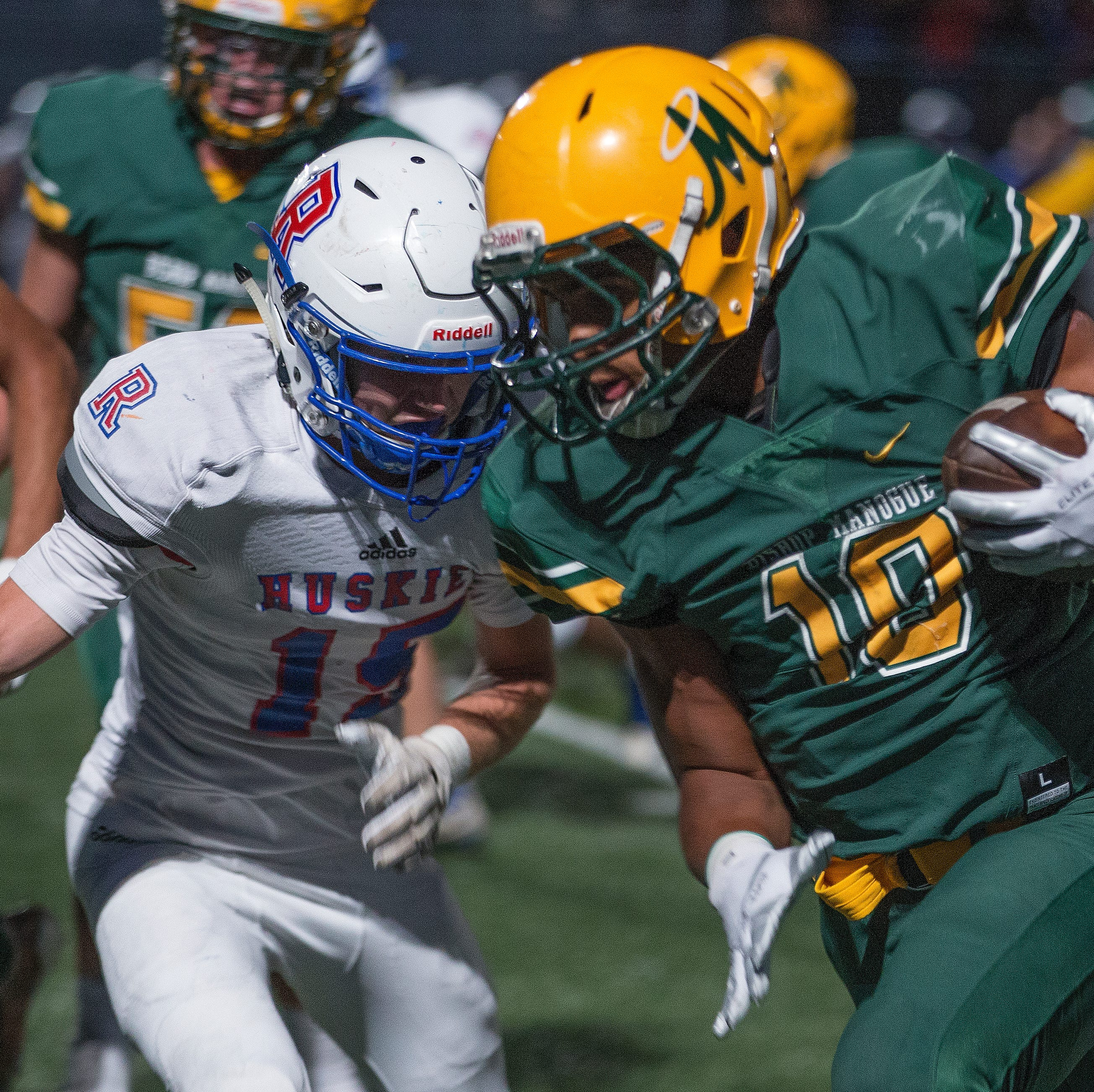 Northern 4A football teams begin league play this week