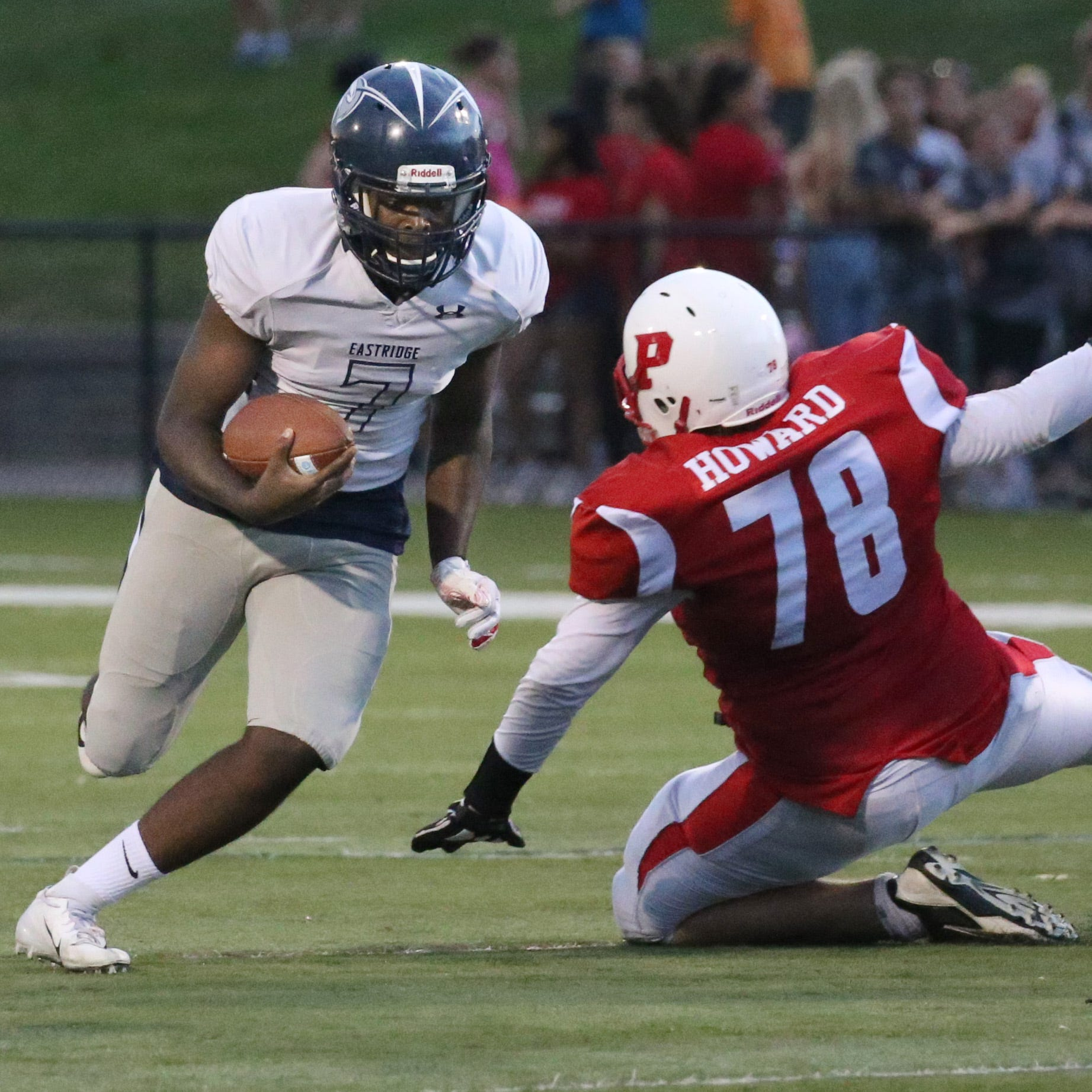 Check out Friday night's high school football scores for Sept. 21