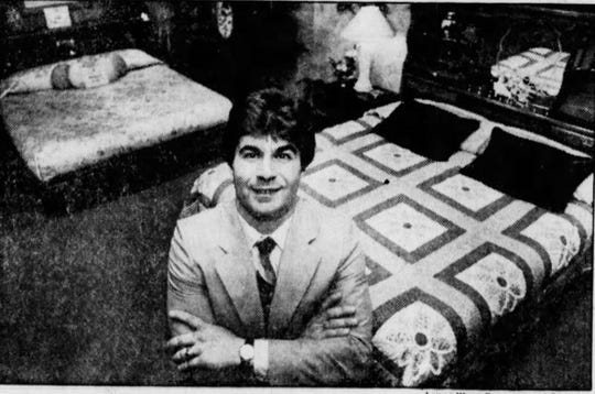 July 5, 1984: Philip Santos says his Waterbed World has 50 percent of the Rochester market.