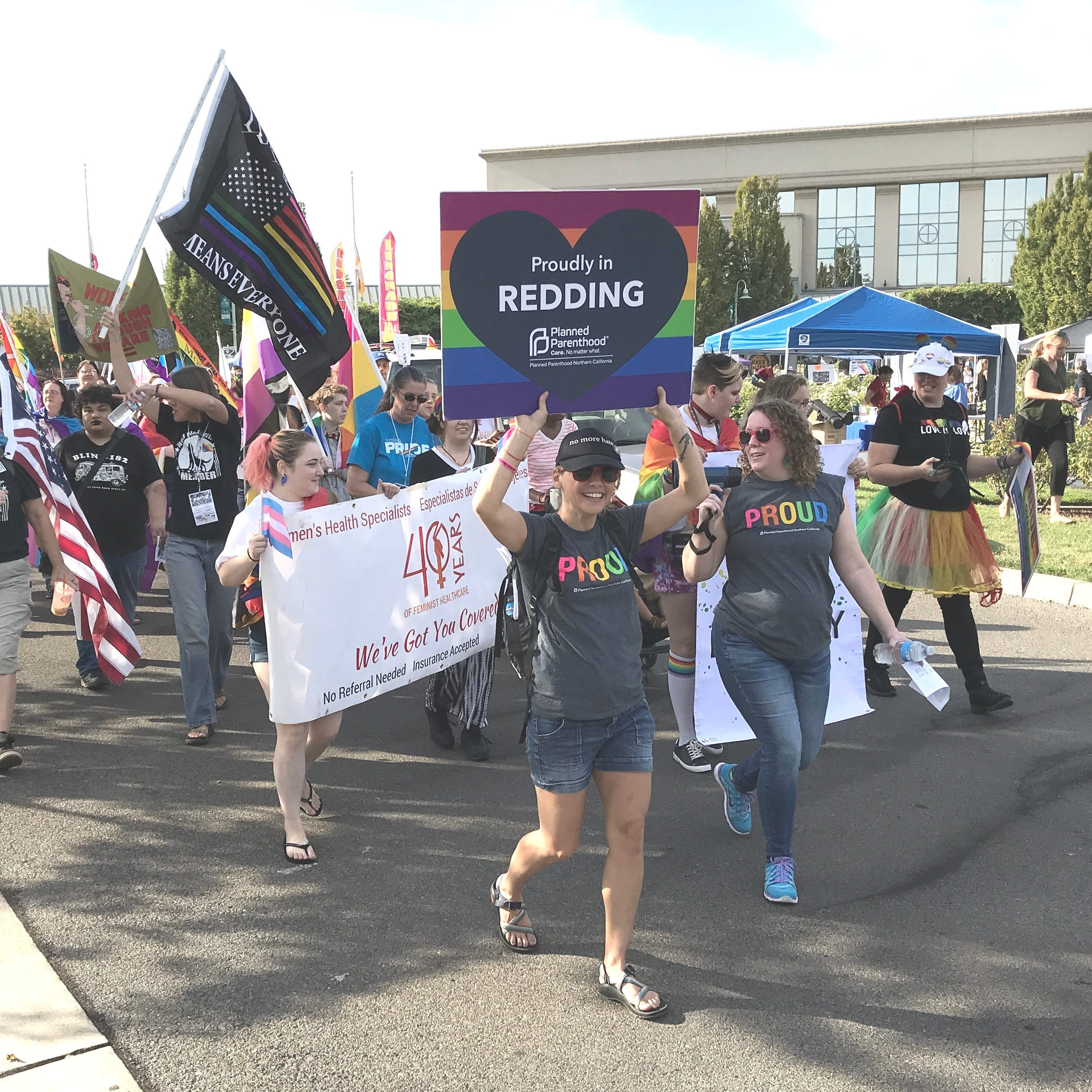 March, festival highlight Redding Pride Week