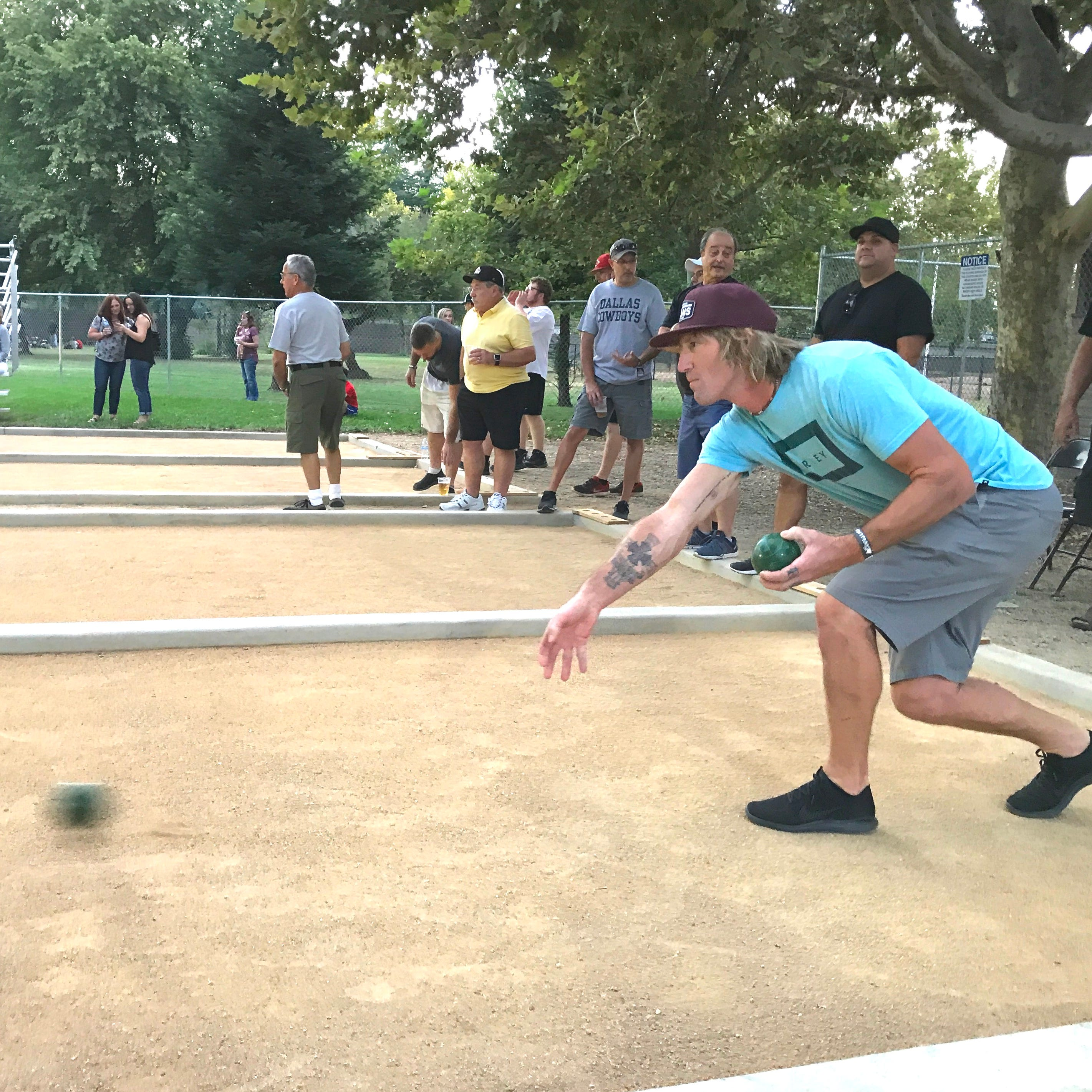 Paesano Days offers food and friendly competition