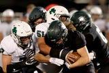 Sheldon vs. West Salem football game at West Salem High School on Friday, Sep. 21, 2018. Sheldon won the game 56-21.
