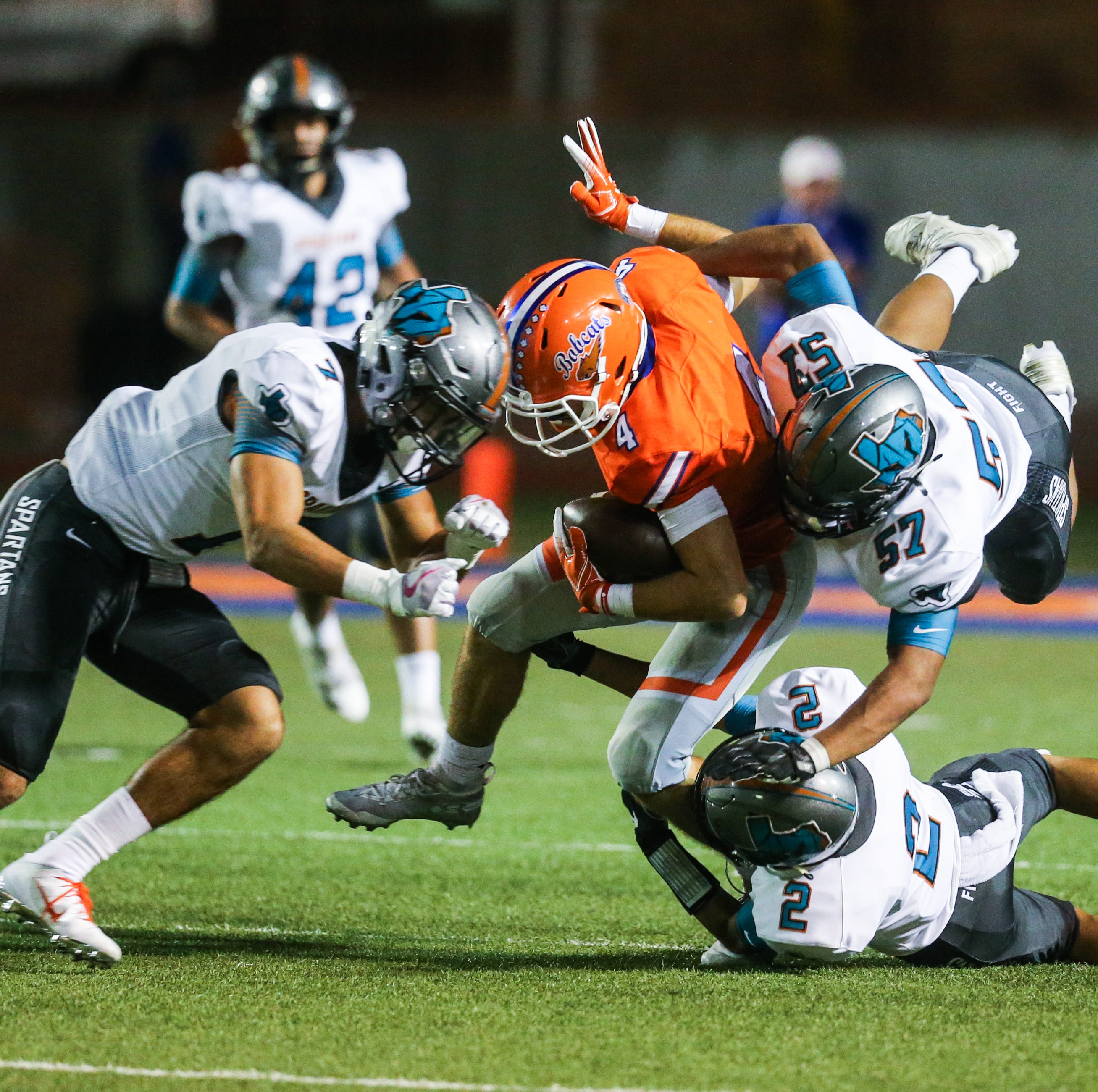 Vote for the S-T Football Player of the Week