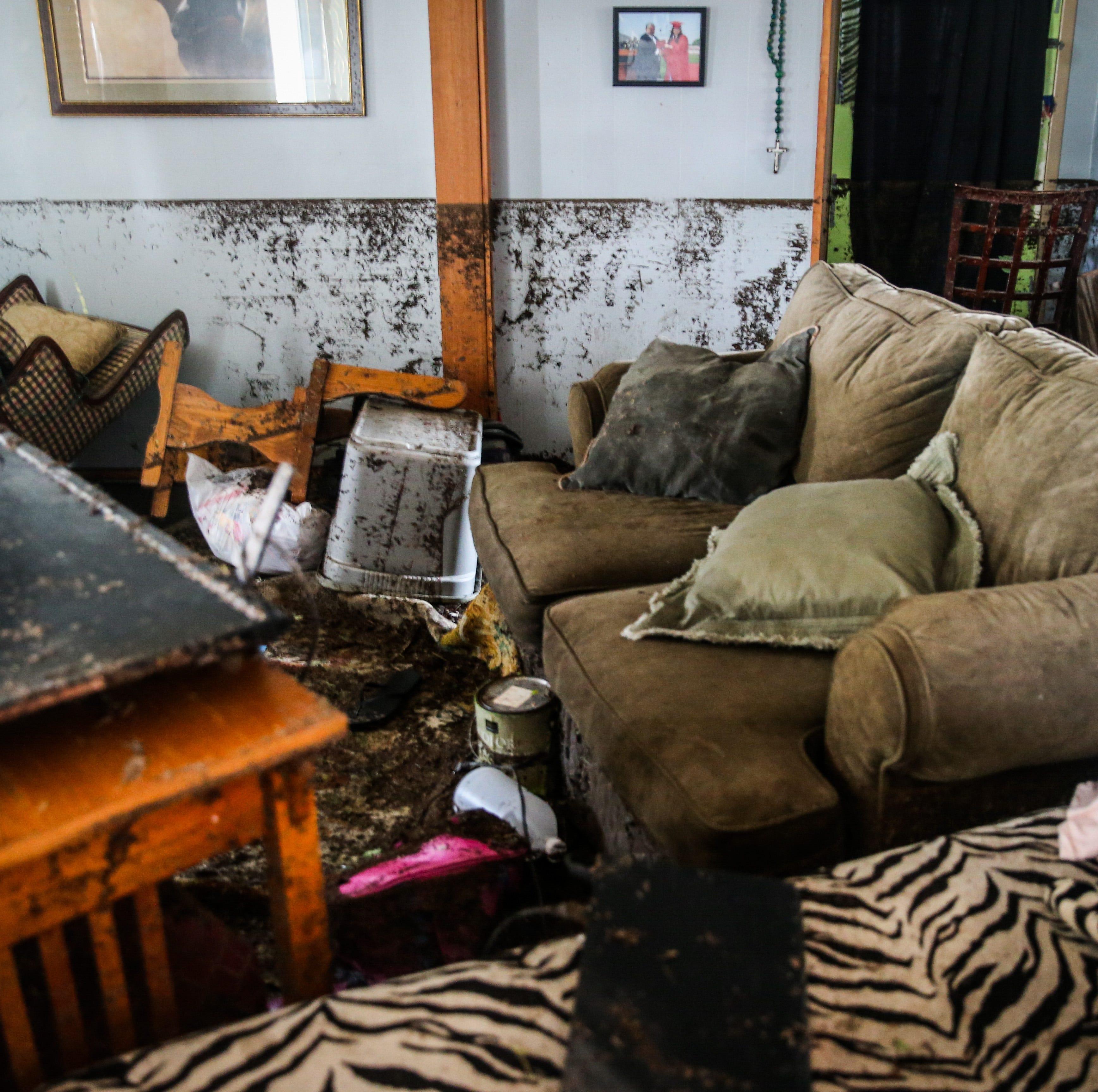 Sonora residents organizing to rebuild after devastating flood