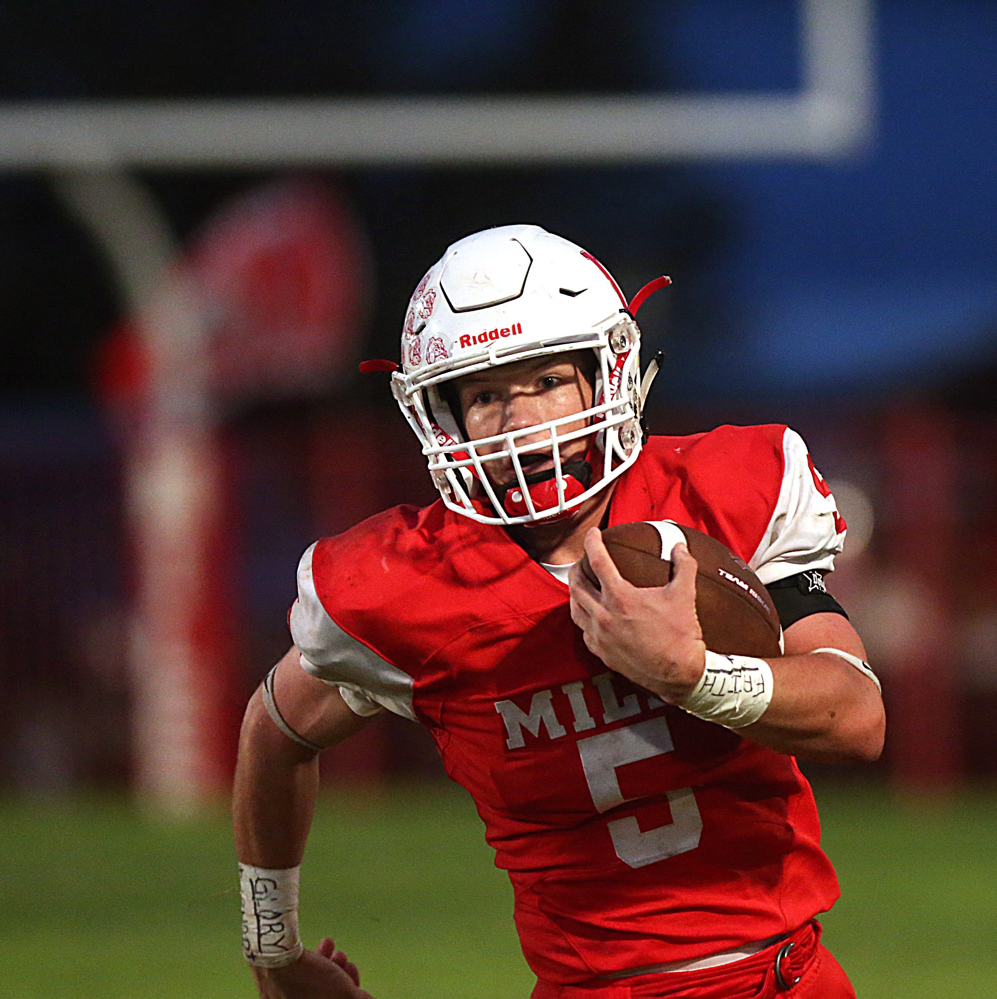 FRIDAY NIGHT ROUNDUP: Iraan escapes Eldorado; Miles falls to Baird