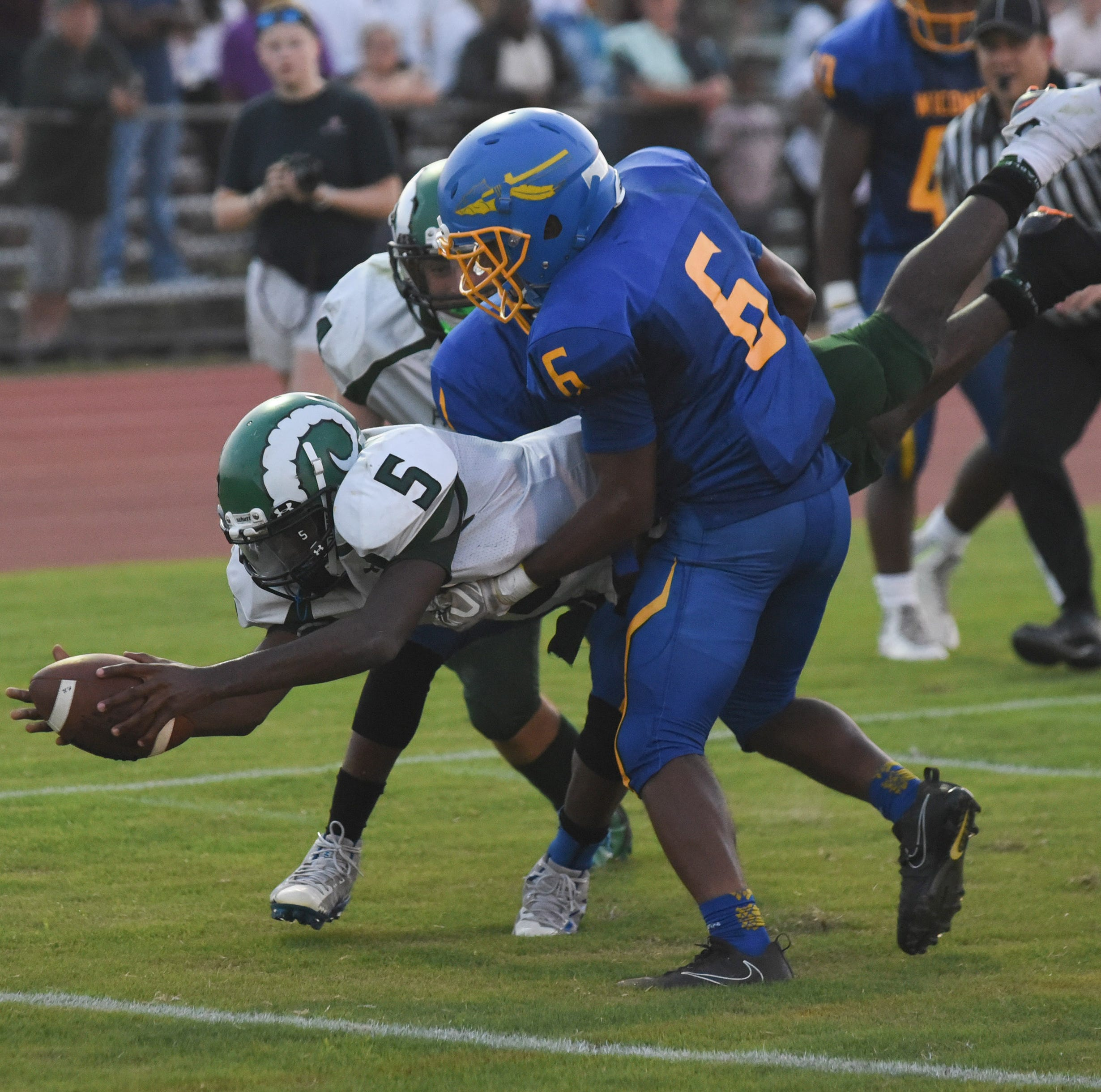 Offense comes up big for Parkside: Cheers & Jeers football Week 4