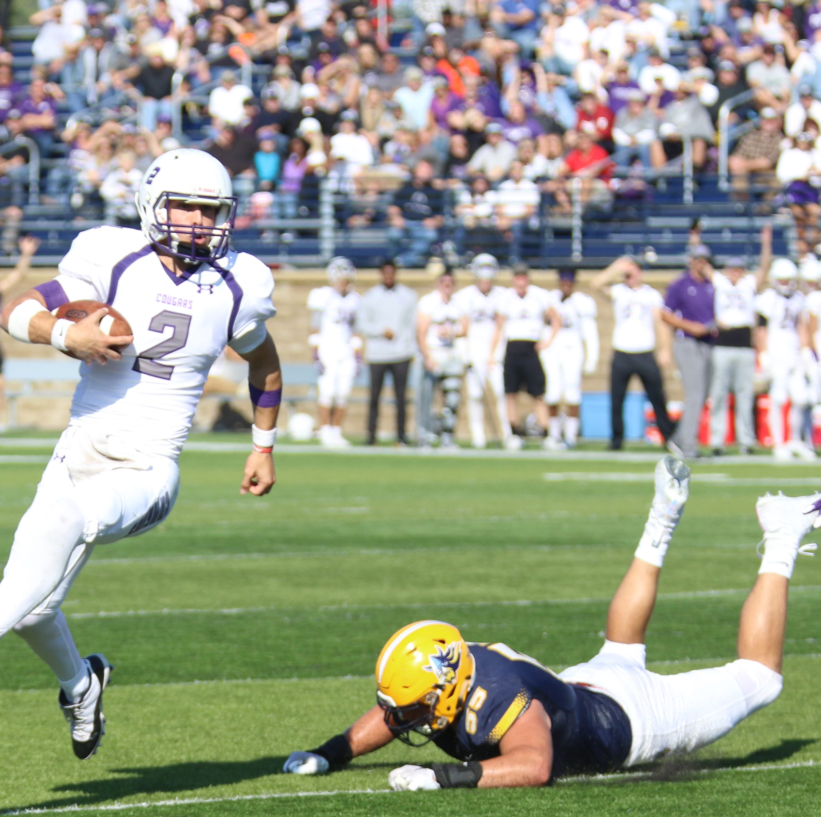 University of Sioux Falls retains Key to the City with rout of Augustana