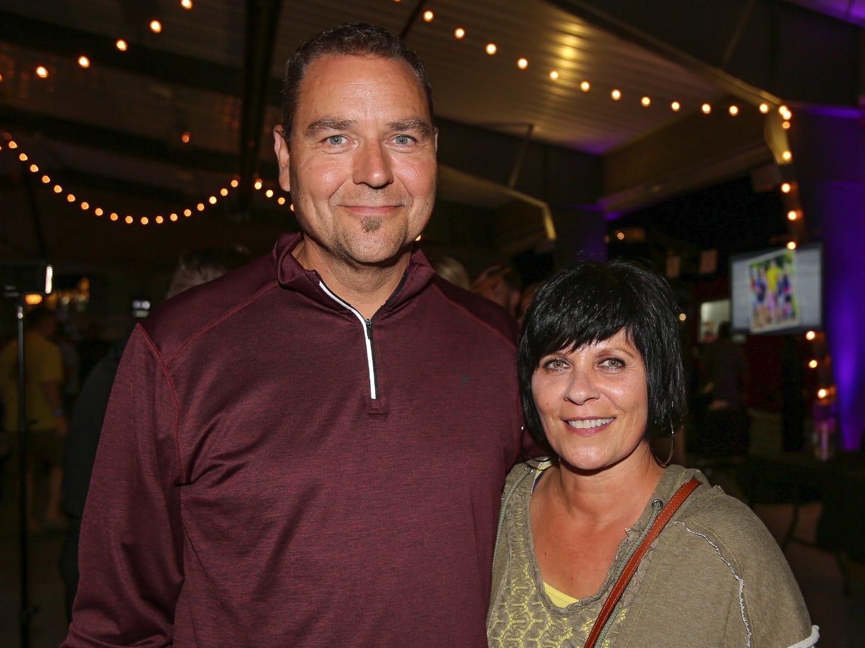 Mark and Dawn Hogan