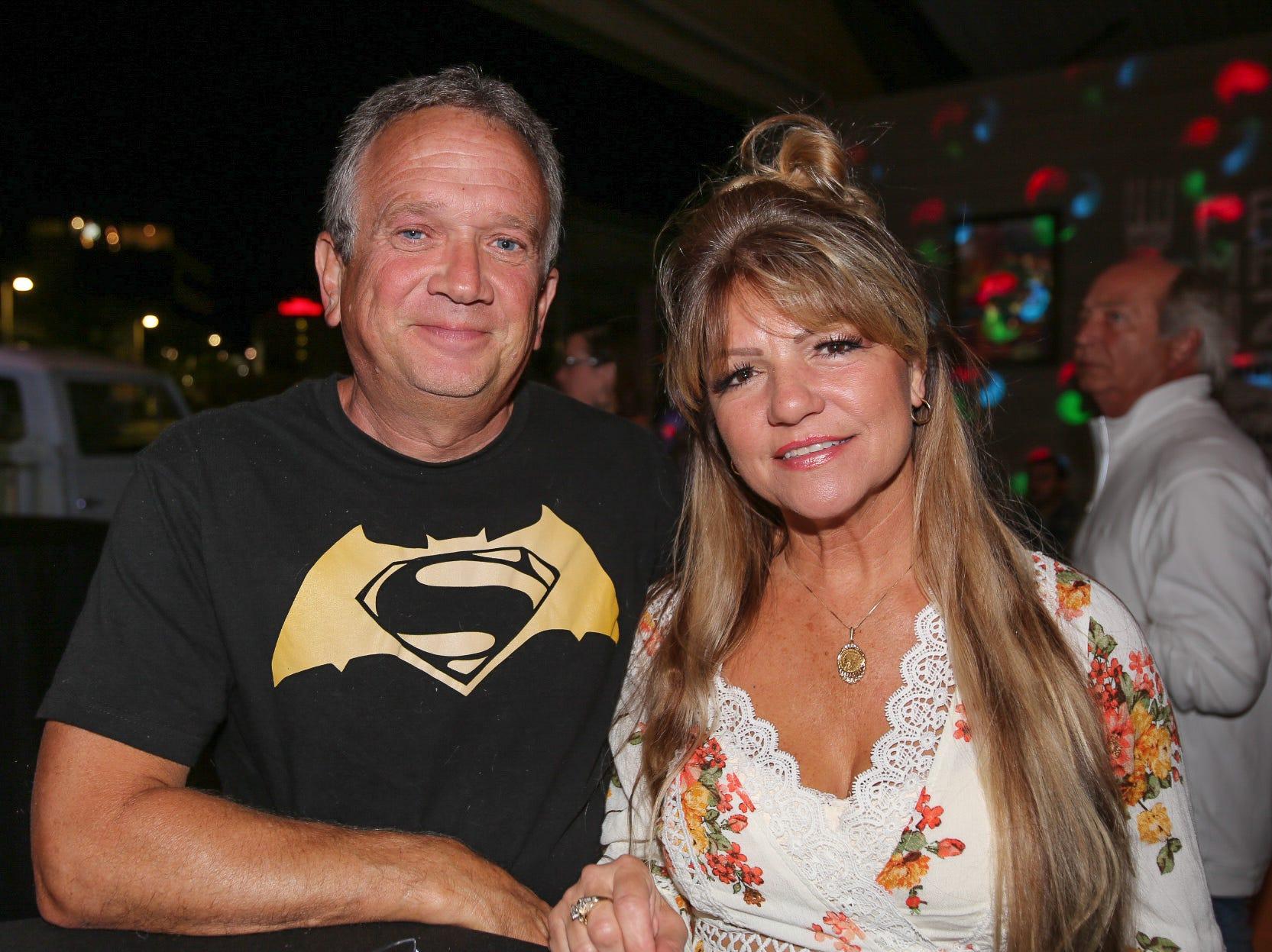 Michael Kempf and Barbara Brooks