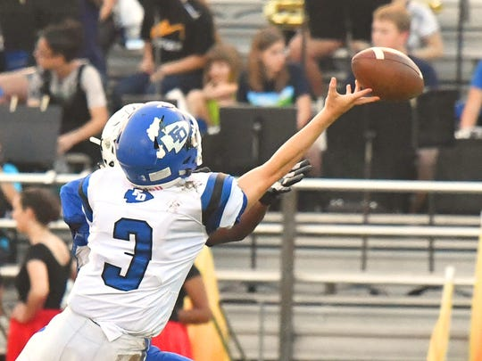 Fort Defiance's Cole Sligh will be part of the Valley team at the Dec. 16 FCA all-star football game at JMU.