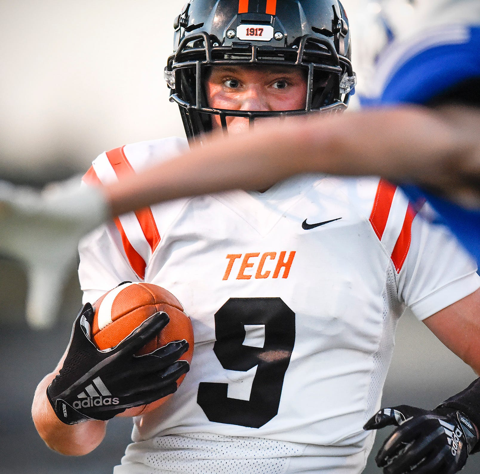 Senior linebackers come up big for Tech