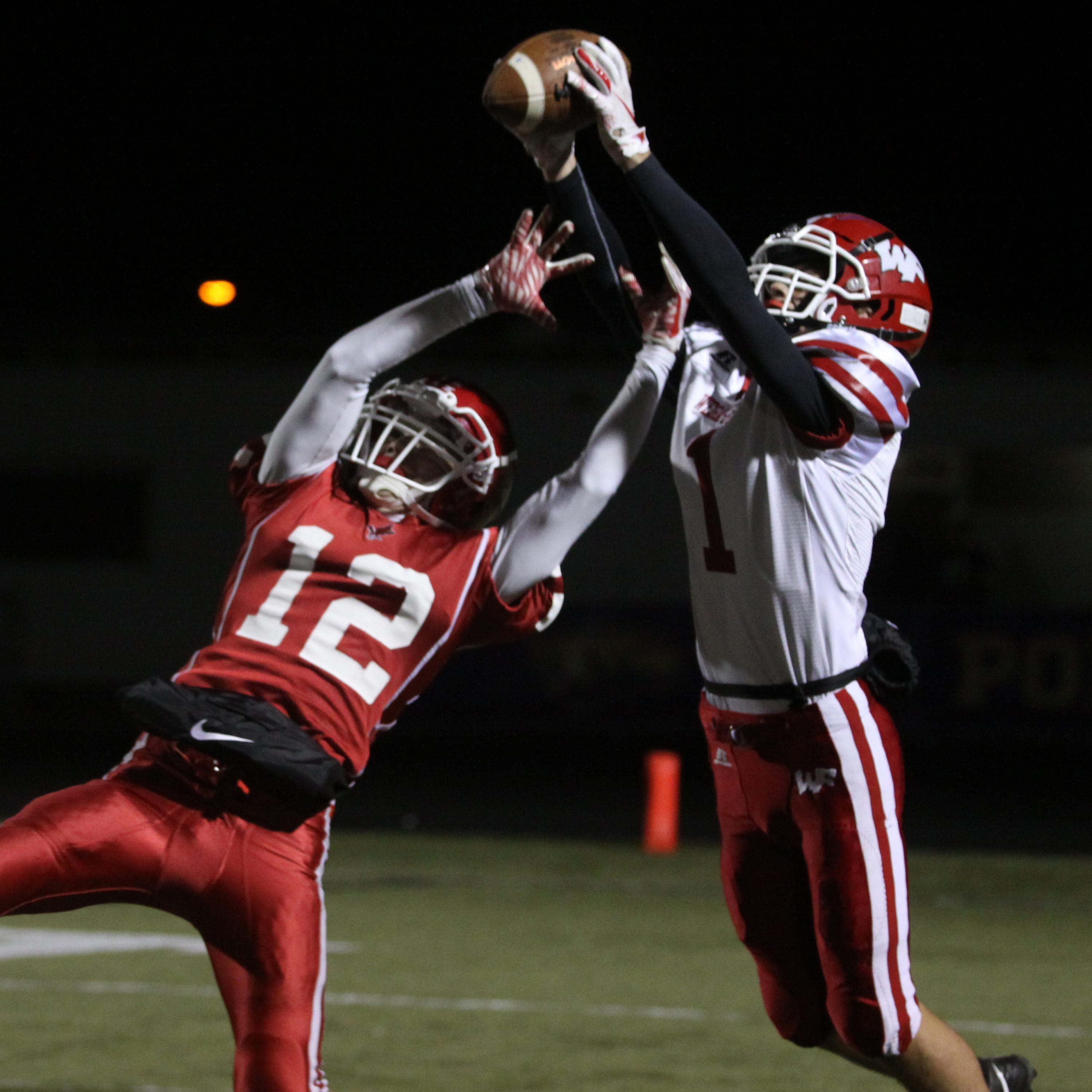 High school football: Pacelli perseveres for second win in a row