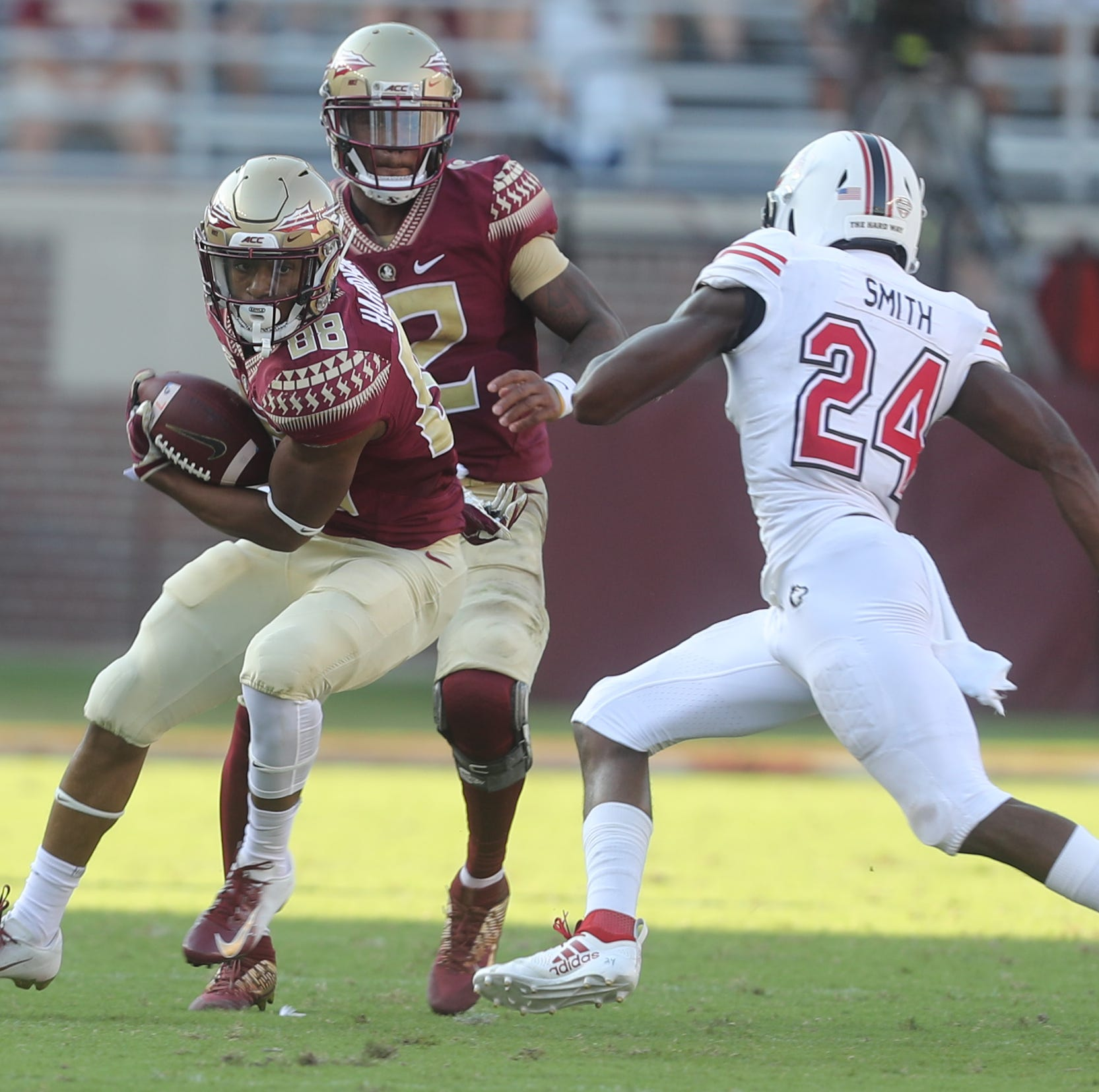 Willie Taggart hopes win over NIU a turning point for FSU football