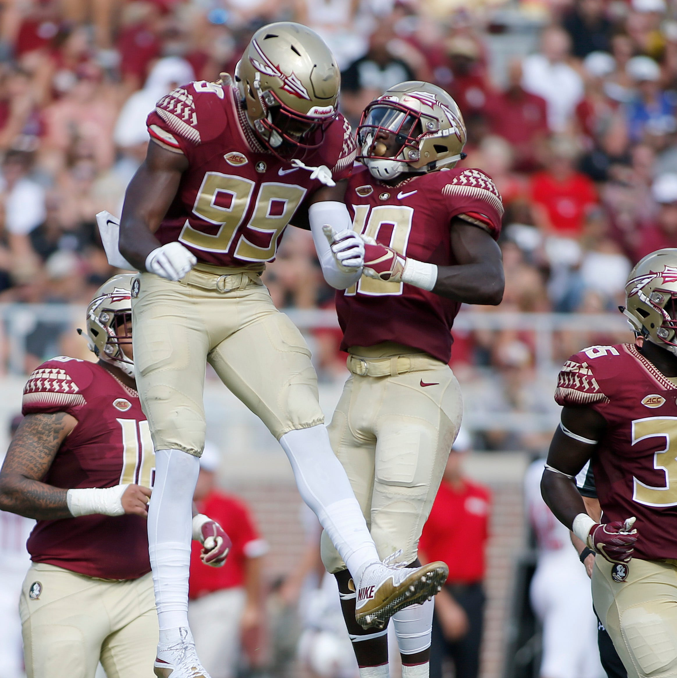 Florida State football's first-half superlatives