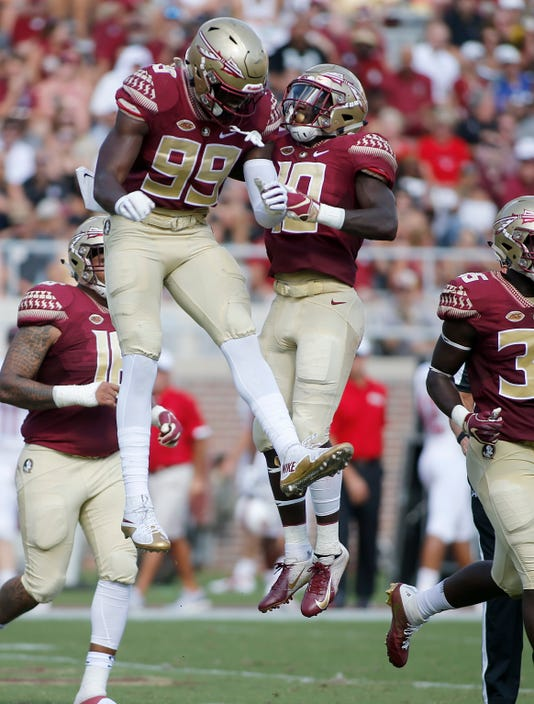 Ncaa Football Northern Illinois At Florida State