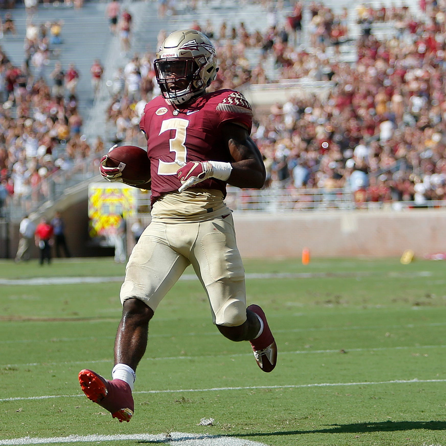 Florida State shows glimpses of what offense can be|Wayne McGahee