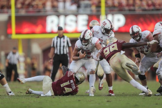 Fsu Vs Niu Football 092218 1524