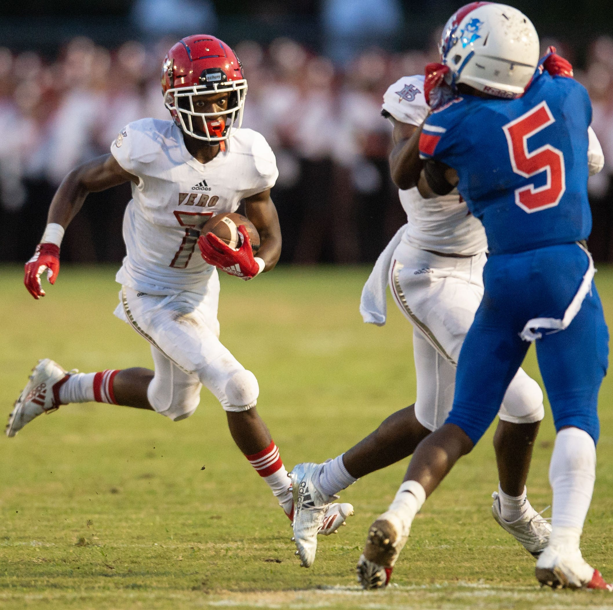 8-8A rivals Vero Beach, Centennial, Treasure Coast on track for top-4 seeds in playoffs