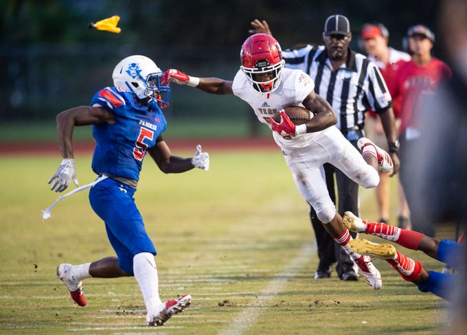 High School Football: Vero Beach vs. Pahokee