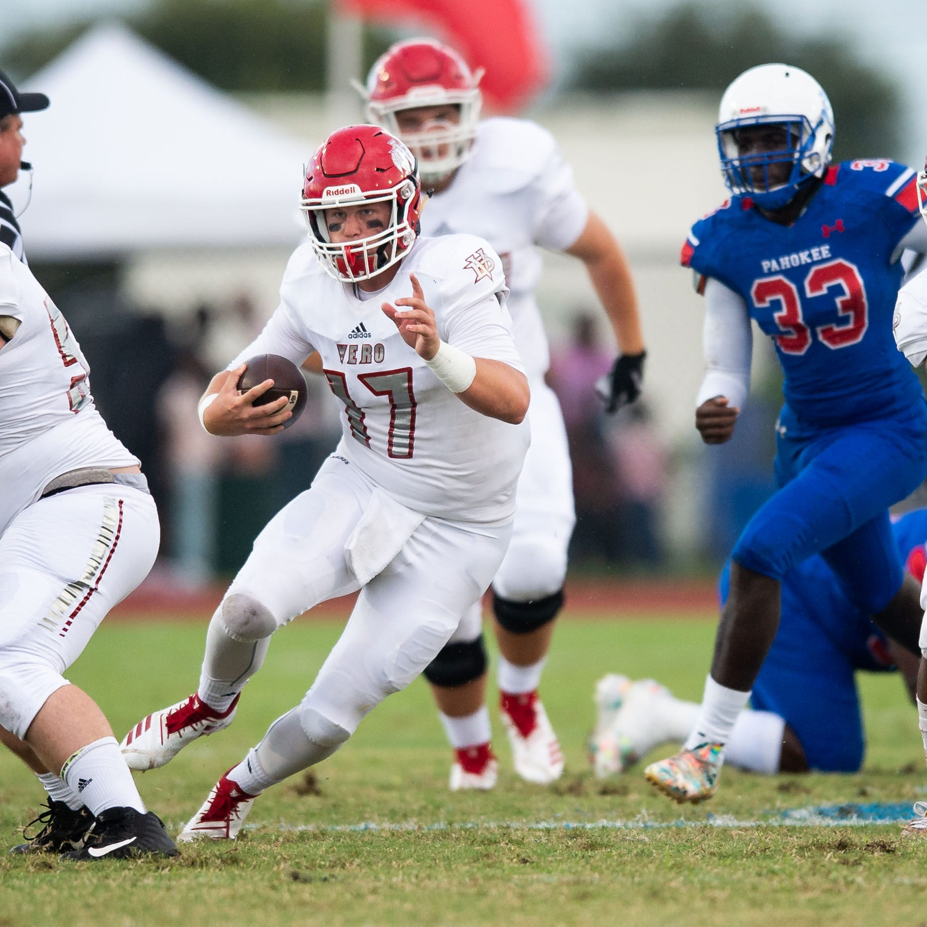 Inside Friday Night: 5-0 rivals Vero Beach, St. Lucie West Centennial await key 8-8A clash