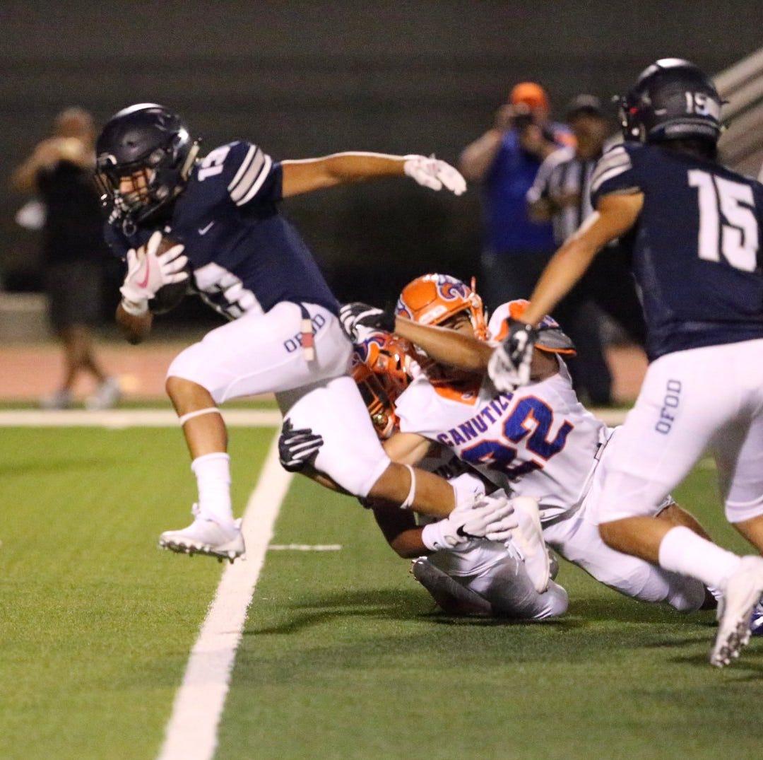 El Paso high school football: Ysleta, Horizon pick up key wins Friday night